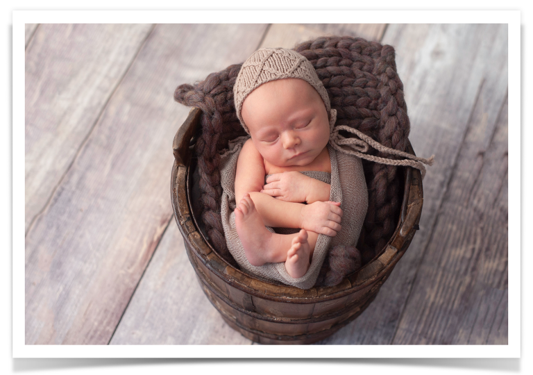 Williams Lake Newborn Photographer